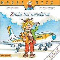 Książki dla dzieci, Zuzia leci samolotem (opr. miękka)