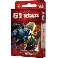 Gry dla dzieci, 51. Stan: Master Set - Zgliszcza - Portal Games