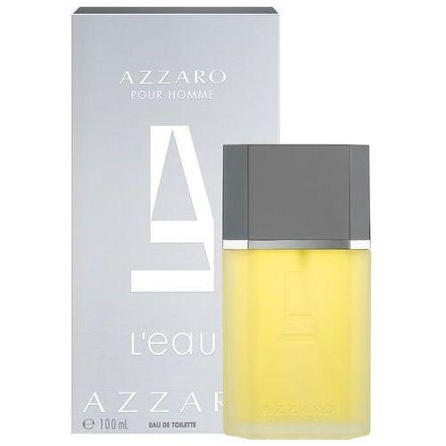 Wody toaletowe męskie, Azzaro L'Eau Men 100ml EdT