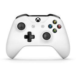 Kontroler bezprzewodowy Microsoft do konsoli Xbox One (biały)