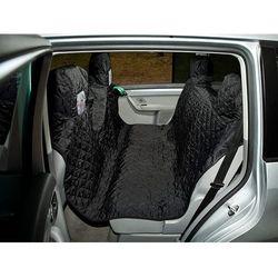 190 cm Pokrowiec samochodowy – z rzepem - Czarny