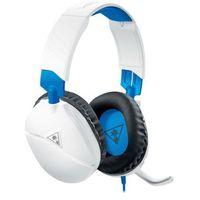 Pozostałe akcesoria do konsoli, Słuchawki TURTLE BEACH Recon 70P Biało-niebieski