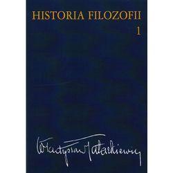 Historia filozofii Tom 1. Filozofia starożytna i średniowieczna (opr. miękka)