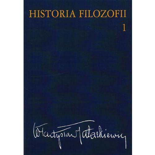 Filozofia, Historia filozofii Tom 1. Filozofia starożytna i średniowieczna (opr. miękka)