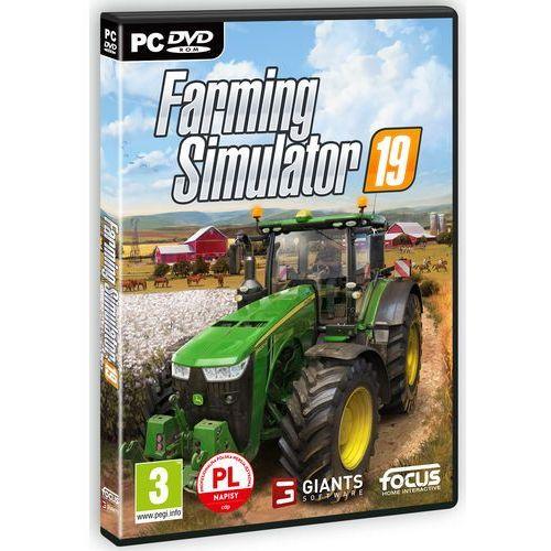 Gry PC, Farming Simulator 19 (PC)
