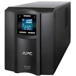 Zasilacz awaryjny UPS APC Smart-UPS C 1000VA LCD Tower