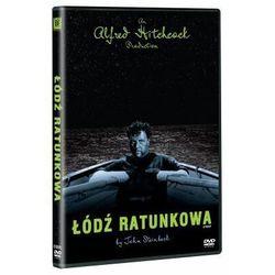 Łódź ratunkowa (DVD) - Alfred Hitchcock
