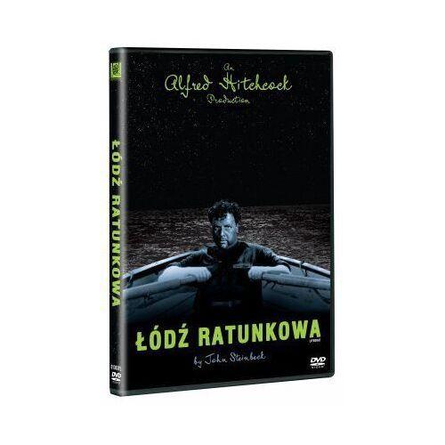 Filmy wojenne, Łódź ratunkowa (DVD) - Alfred Hitchcock DARMOWA DOSTAWA KIOSK RUCHU