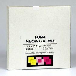 FOMA Filtry Variant 15,2x15,2/6szt.