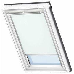 Roleta na okno dachowe VELUX elektryczna Premium DML SK06 114x118 zaciemniająca
