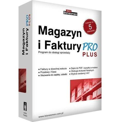 Programy kadrowe i finansowe, dGCS Magazyn i Faktury PRO Plus