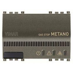Czujnik gazu Metanu 230V, metal