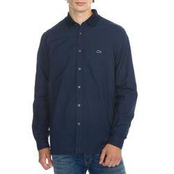 Lacoste Koszula Niebieski M Przy zakupie powyżej 150 zł darmowa dostawa.