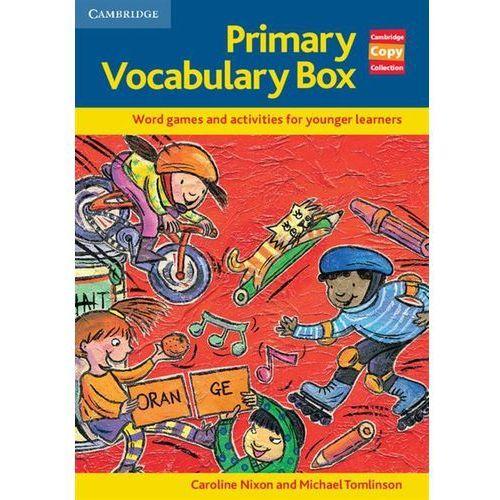 Książki do nauki języka, Primary Vocabulary Box (opr. miękka)