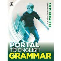 Książki do nauki języka, Portal to English Elementary Grammar Book (opr. miękka)
