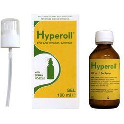 Żel HyperOil do wszystkich rodzajów ran, owrzodzeń, odleżyn - atomizer 100 ml