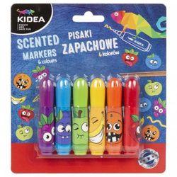 Pisaki zapachowe Kidea 6 szt nr 0336