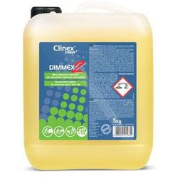 CLINEX DIMMEX 2 20L -Silny pianowy preparat do usuwania trudnych zabrudzeń
