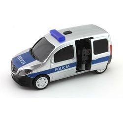 Dickie Policja Radiowóz samochód policyjny SOS z radarem 371-3002