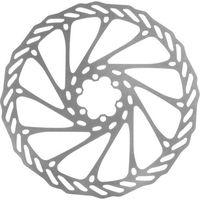 Tarcze hamulcowe do rowerów, Tarcza hamulcowa 203mm czarna, IS-6 śrub, ProX
