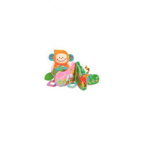 Książeczki, Aktywna książeczka dla niemowlaka 5O31E1 Oferta ważna tylko do 2019-05-29