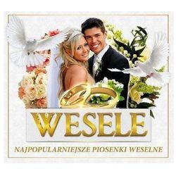 Wesele - najpopularniejsze piosenki weselne (Płyta CD)
