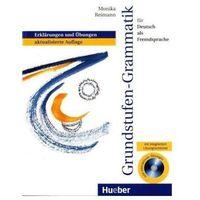 Książki do nauki języka, Grundstufengrammatik für DaF mit Lösungsschlüssel + CD-ROM