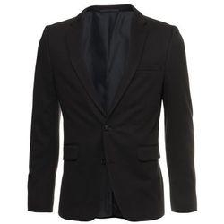 Burton Menswear London Marynarka garniturowa black