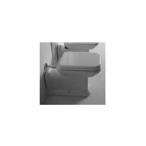Kerasan Waldorf miska stojąca ceramiczna wc odpływ pionowy/poziomy 411601