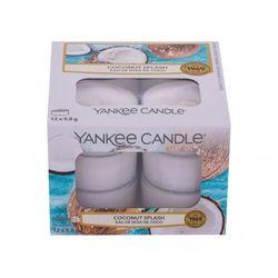 Yankee Candle Coconut Splash świeczka zapachowa 117,6 g unisex