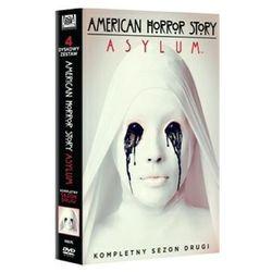 American Horror Story. Asylum, sezon 2 (4xDVD) - Brad Falchuk, Ryan Murphy DARMOWA DOSTAWA KIOSK RUCHU