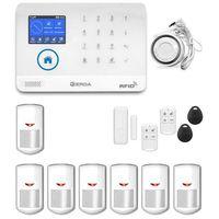 Zestawy alarmowe, bezprzewodowy zestaw alarmowy OPTIMA 1 EO01 - PG R7 + syrena 105 dB