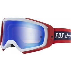 FOX GOGLE AIRSPACE II SIMP - SPARK NAVY/RED