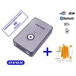 NVOX NV1080B BT VW 8PIN Zmieniarka cyfrowa emulator MP3 USB SD VW AUDI 8PIN BT