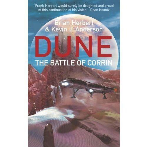 Książki do nauki języka, Dune Battle of Corrin (opr. miękka)