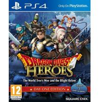 Gry na PS4, Dragon Quest Heroes (PS4)