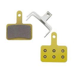 Okładziny metaliczne-spiekane ZEIT DK-23-S do hamulców tarczowych Shimano Deore M515-525