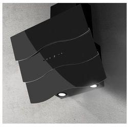 Okap naścienny Onda Czarna 60 cm, 635 m3/h