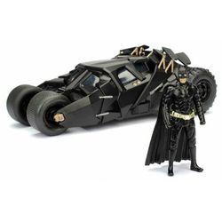 Jada The Dark Knight Batmobile & Batman