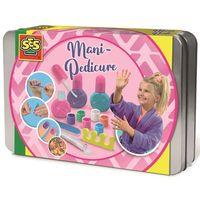 Kreatywne dla dzieci, Kreatywna zabawa manicure i pedicure paznokci