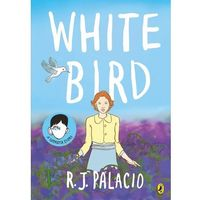 Książki do nauki języka, White Bird - Palacio R.J. - książka