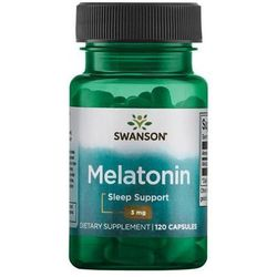 Melatonina 3mg 120 kaps.
