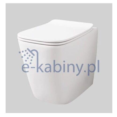 Art Ceram A16 miska WC stojąca biała ASV00401;00, ASV00401;00