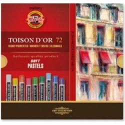 Kredki KOH-I-NOOR Pastele suche Toison d'or 72
