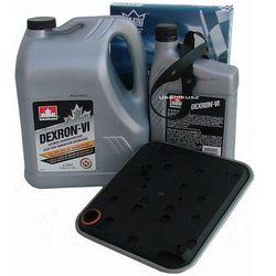 Filtr oraz olej Dextron-VI automatycznej skrzyni biegów 4SPD Plymouth Neon