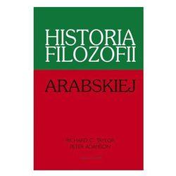 Historia filozofii arabskiej - Adamson Peter, Taylor Richard (opr. twarda)
