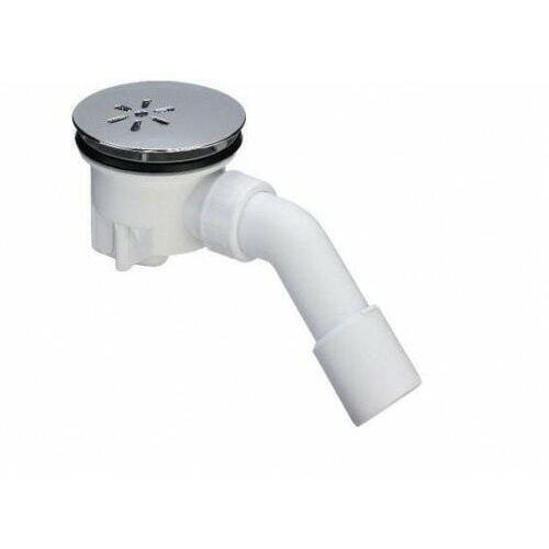 VIEGA TEMPOPLEX Syfon do brodzików z fi 90, chrom