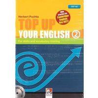 Książki do nauki języka, Top Up Your English 2 A2 + audio CD (opr. broszurowa)