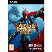Gry PC, Monkey King Hero is Back (PC)