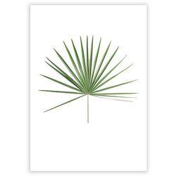 Dekoria Plakat Tropical Leaf Green, 30 x 40 cm